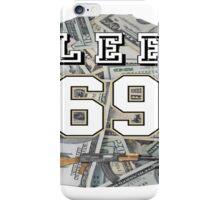 Team Lee #69 iPhone Case/Skin