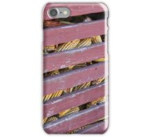 Corn Crib iPhone Case/Skin