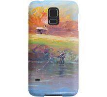 The Fishing Shack Samsung Galaxy Case/Skin
