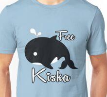 Support - Free Kiska Unisex T-Shirt