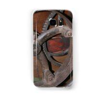 Old Farm Equipment Gear Samsung Galaxy Case/Skin