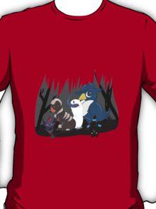 Dark-Type Pokemon T-Shirt