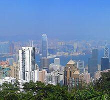 Hong Kong by Wayne Holman