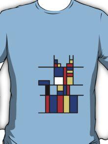 Mondrian's cat T-Shirt