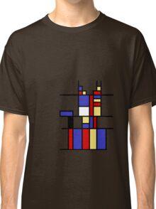 Mondrian's cat Classic T-Shirt