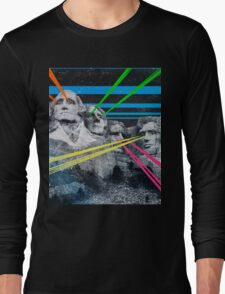 Mount Rushmore, Yo Long Sleeve T-Shirt