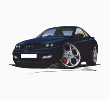 Alfa Romeo GTV Dark Blue by Richard Yeomans