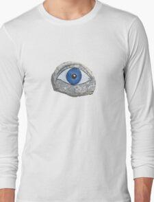 Greek Eye Long Sleeve T-Shirt
