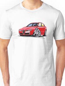 Alfa Romeo 159 Red Unisex T-Shirt