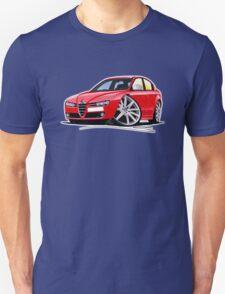 Alfa Romeo 159 Red T-Shirt