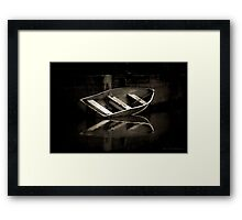 The Rest Framed Print