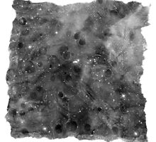 The Atlas of Dreams - Plate 8 (b&w) by Richard Maier