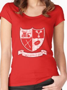 A Geek, Rampant! Women's Fitted Scoop T-Shirt
