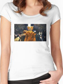 Fantastic Mr. Fox Women's Fitted Scoop T-Shirt