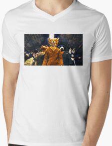 Fantastic Mr. Fox Mens V-Neck T-Shirt