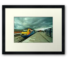 Nottingham HST  Framed Print