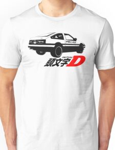 initial D logo Unisex T-Shirt