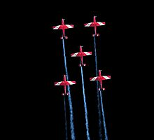 RAAF Roulettes  by bazcelt