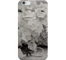 Blossom And The Bee Cornucopia  iPhone Case/Skin