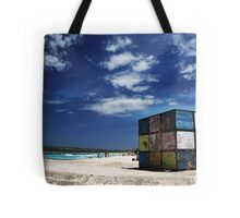 Rubiks Cube at Maroubra Tote Bag