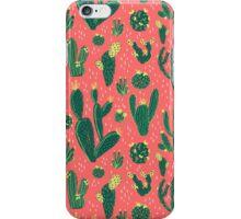 Cactus Fields  iPhone Case/Skin