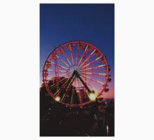 Daytona Beach Boardwalk Ferris Wheel One Piece - Long Sleeve
