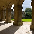 Worcester College, Oxford by Skye Hohmann