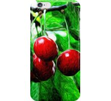 Spring Swirlings 13 iPhone Case/Skin