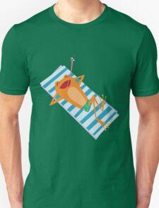 Sunbath or Sunburn? Unisex T-Shirt