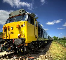 Classic British Diesels  by Rob Hawkins