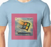 Windows 98 Unisex T-Shirt