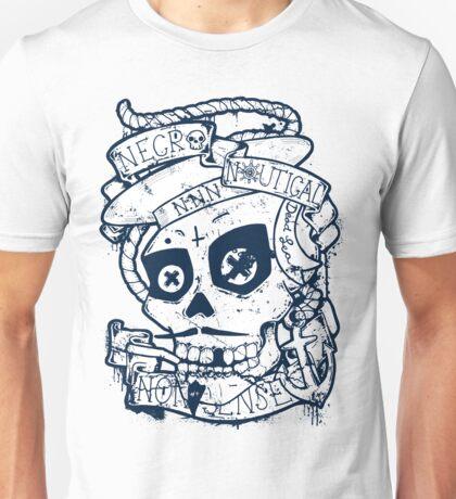 Necro Nautical Nonsense  Unisex T-Shirt