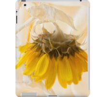 A Suspended Sunflower iPad Case/Skin