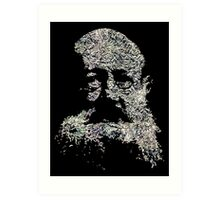 kropotkin is not a planet Art Print