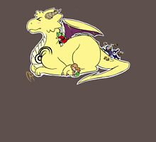 Cute Lightning Dragon  Unisex T-Shirt