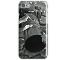 Neglected Nikon 2 .....(Be Back Soon!)  iPhone Case/Skin