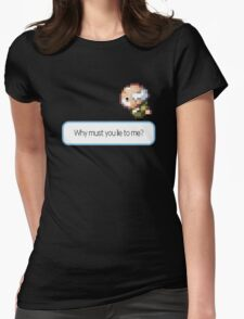 Game Grumps | Why Must You Lie to Me? Womens Fitted T-Shirt