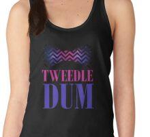 Tweedle Dum Women's Tank Top
