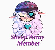 Sheep Army Shirt Limited Time Only Unisex T-Shirt