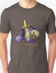Aegislash Blade Forme With Name T-Shirt