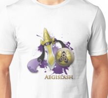 Aegislash Blade Forme With Name Unisex T-Shirt