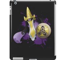 Aegislash Blade Forme iPad Case/Skin