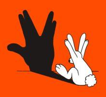Rabbit Trek Hand Shadow