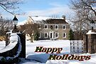 Home for the Holiday's card by djphoto