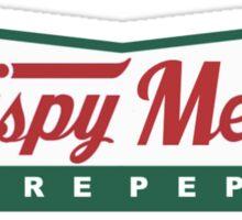 Krispy Kreme Meme Sticker