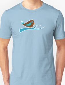 Bird on a Branch T-Shirt