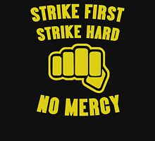 Cobra Kai Strike First Strike Hard Unisex T-Shirt