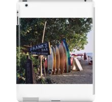Frank's Bar Seminyak Bali iPad Case/Skin