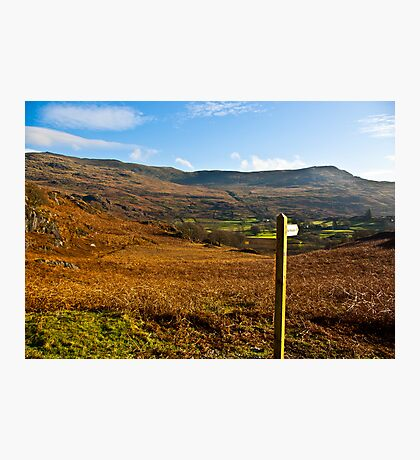 Duddon Valley - Lake District Photographic Print