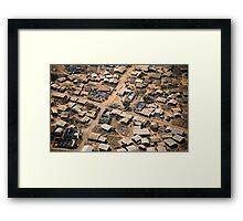 Lofa County, Liberia Framed Print